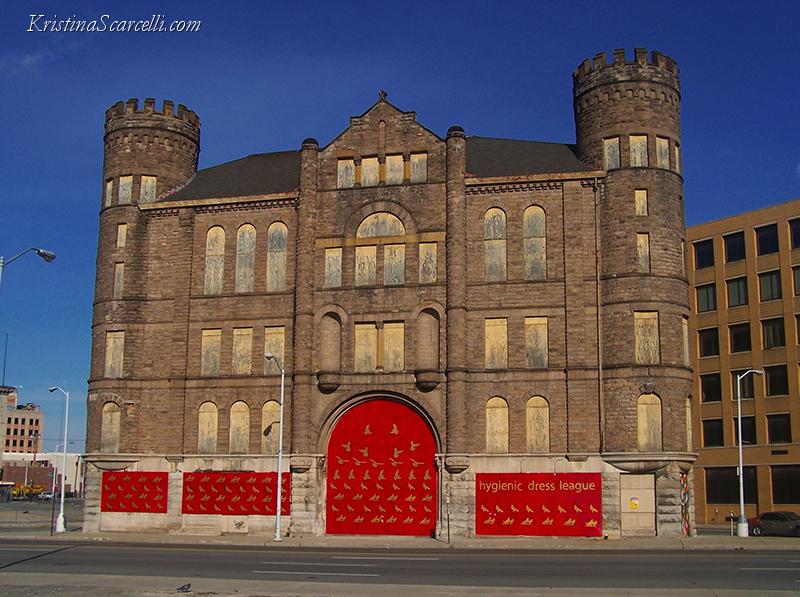 Detroit GAR Building (2)