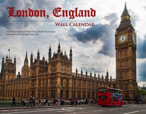 London Calendar Cover