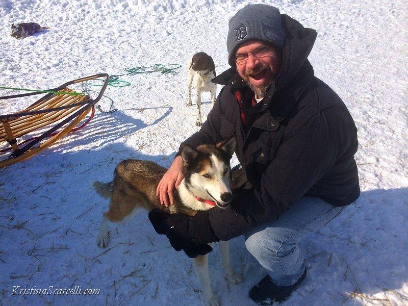 Michigan Dog Sledding Adventure (1)