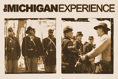 The Michigan Experience American Civil War Years