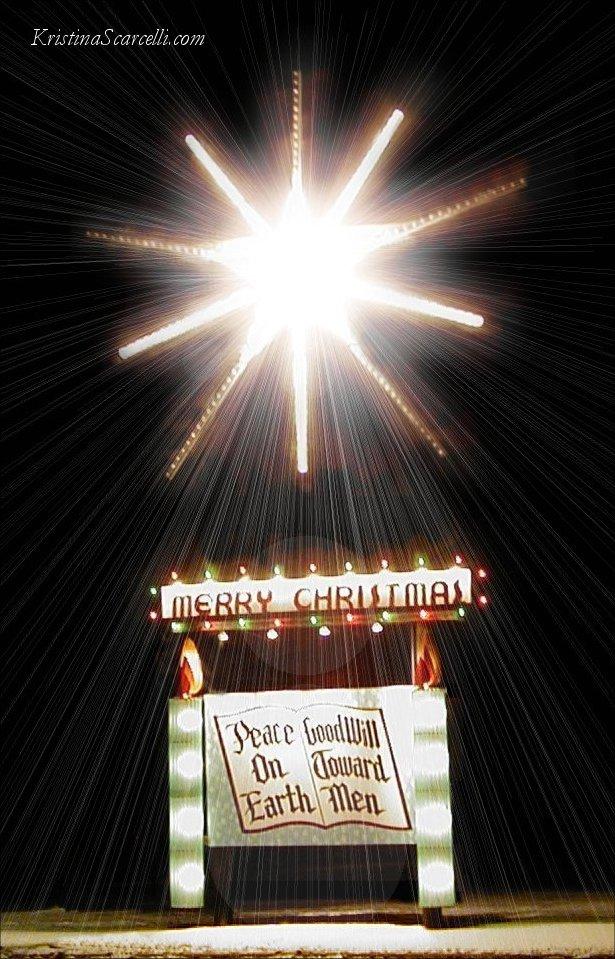 Wauseon Christmas Star